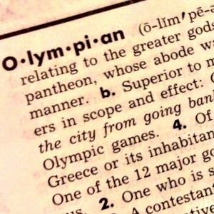 "An ""Olympian"" Brand Attribute"