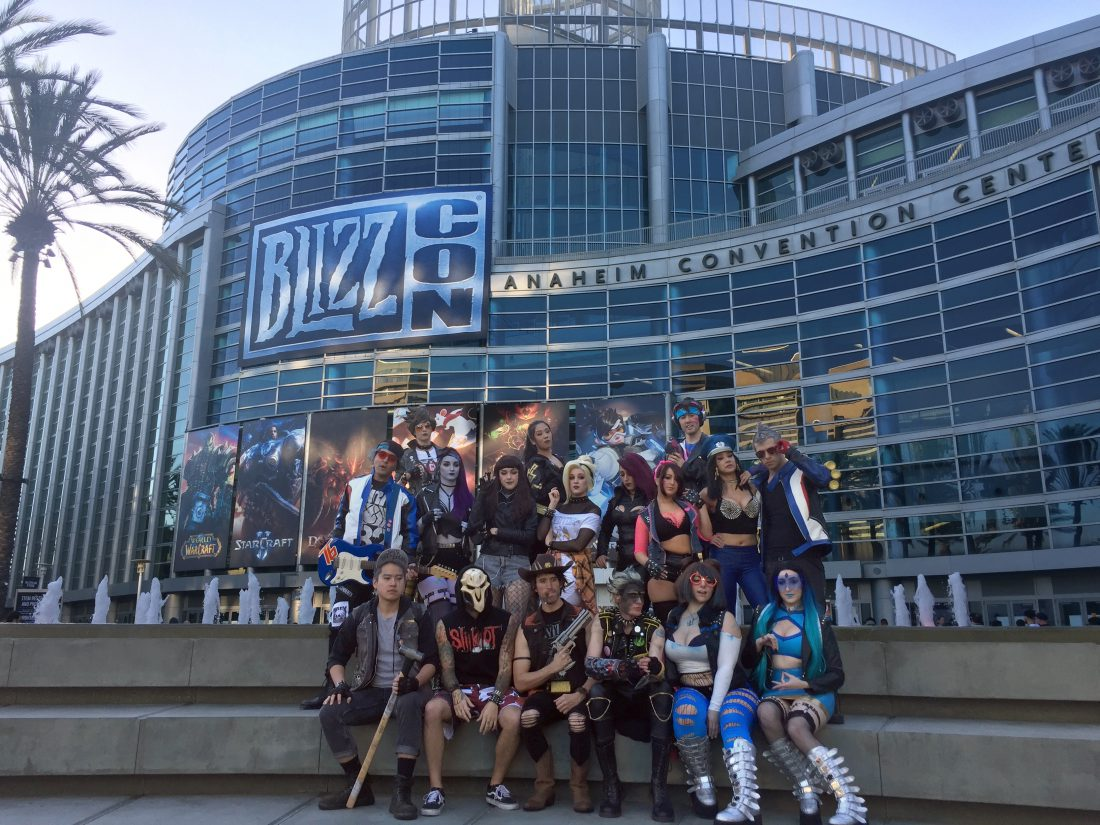 Blizzard Entertainment, BlizzCon