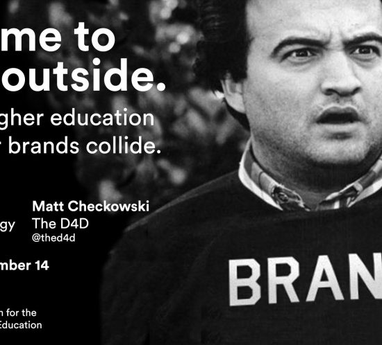 higher ed brands